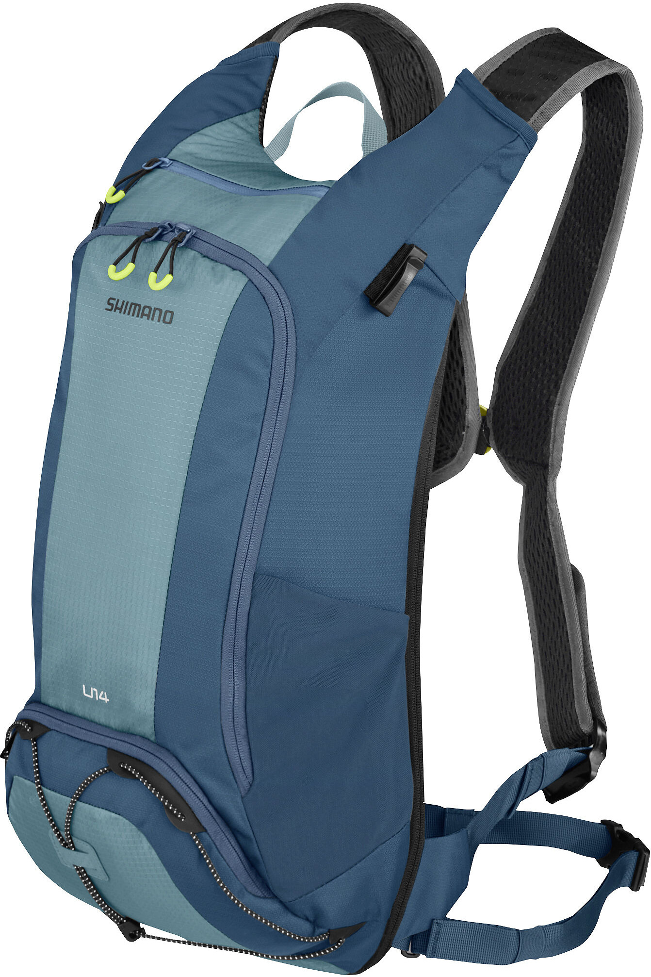 Shimano Unzen Ii Trail Backpack 14l Aegean Blue G 252 Nstig